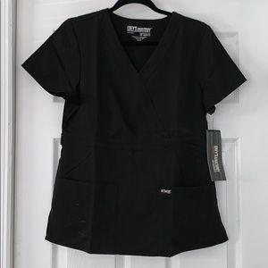 Scrub top-brand new
